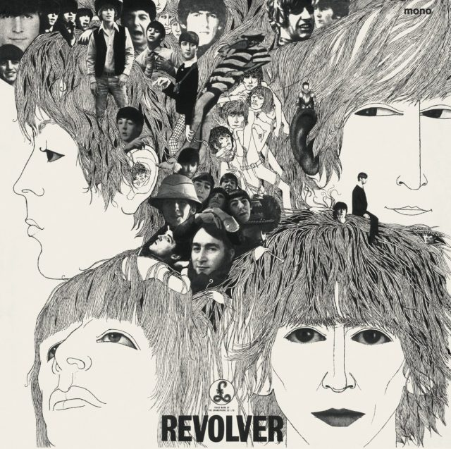 THE RECORD THEATER: REVOLVER BY THE BEATLES — UK PRESSING IN MONO