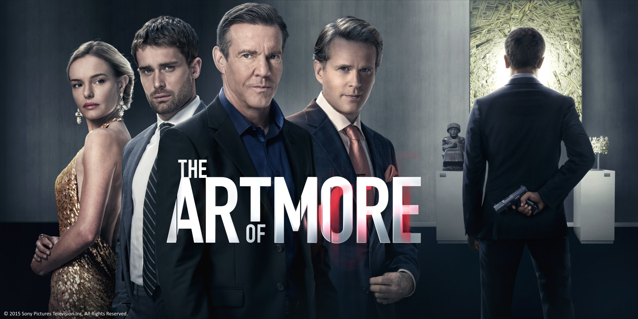 The Art of More 1x09 y 1x10 Espa&ntildeol Disponible