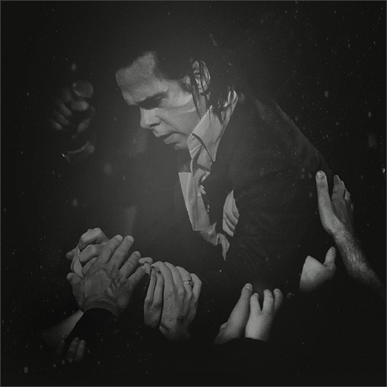 Nick Cave the Bad Seeds Your Funeral My Trial