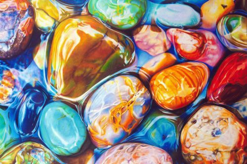 colorful-rocks-and-water-pencil-drawings-by-ester-roi-2