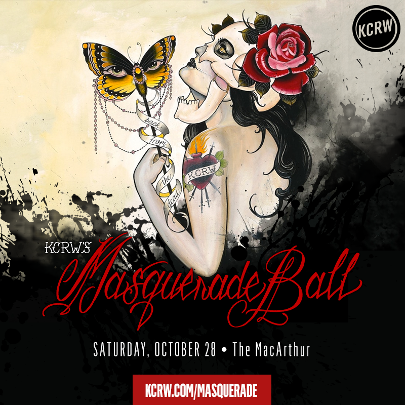 KCRWs Masquerade Ball KCRW Events