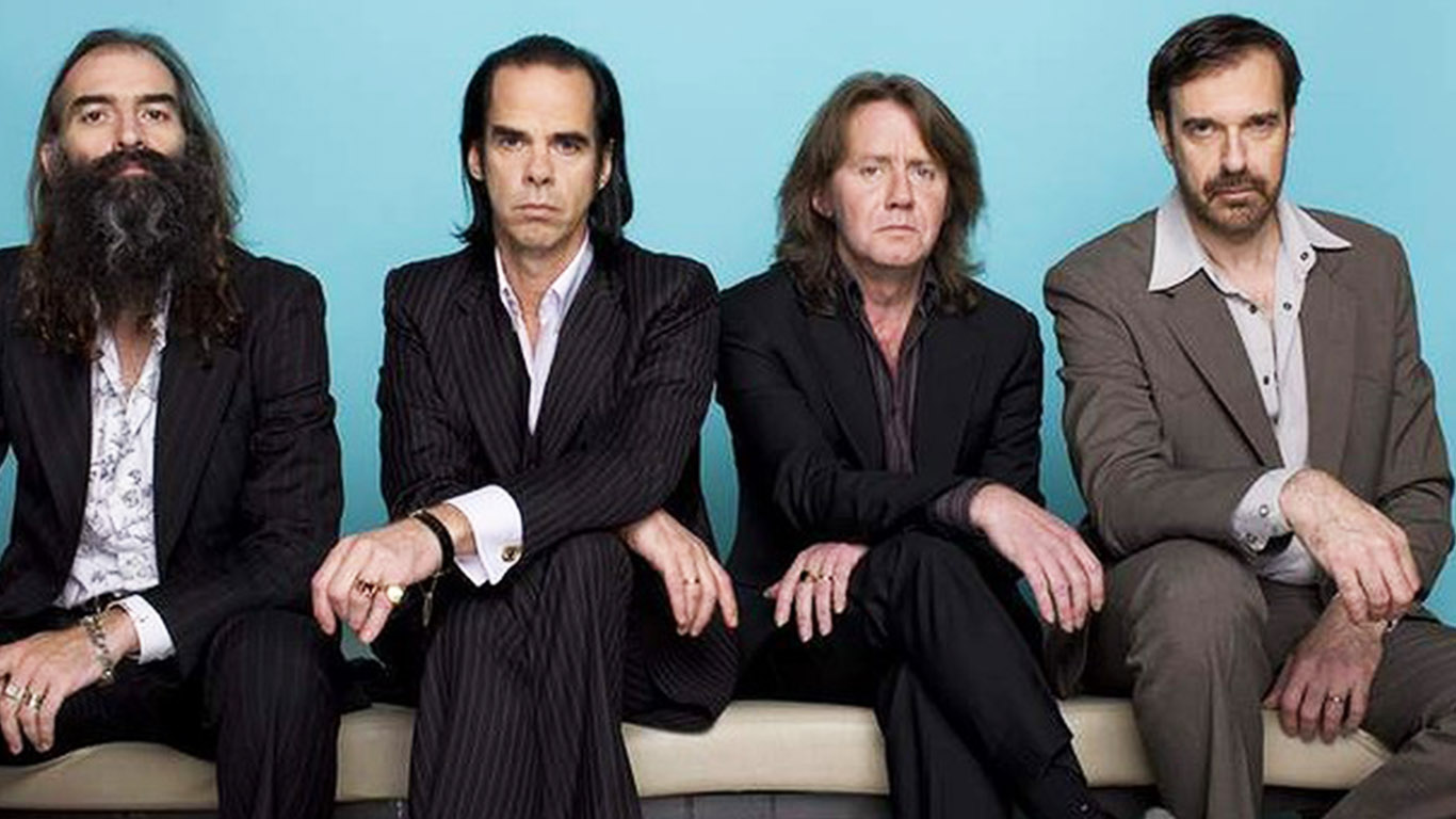 nick cave and the bad seeds  Nick Cave and the Bad Seeds – KCRW Events