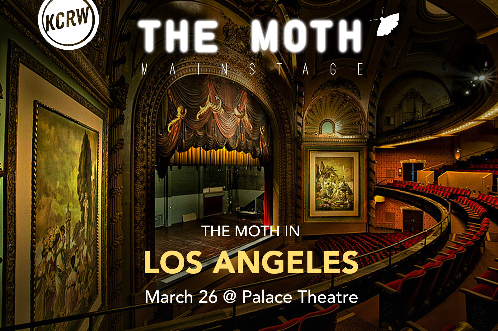 The MOTH in Los Angeles