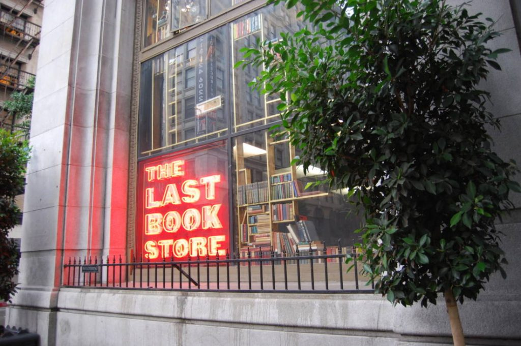 The Last Bookstore: Gentrification and SoCal Architects