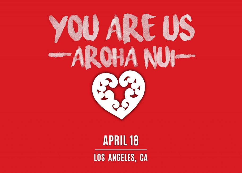 You Are Us / Aroha Nui – Los Angeles Concert for Christchurch, New Zealand
