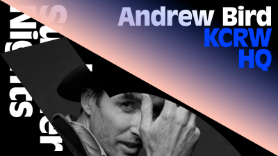 Summer Nights at KCRW HQ with Andrew Bird