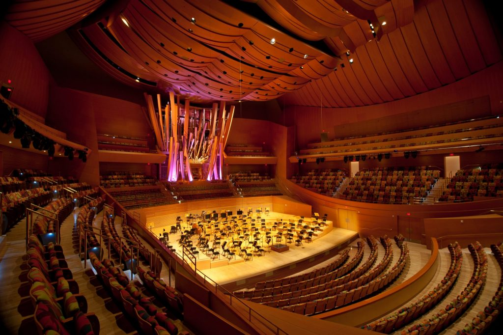 Architecture for Music:  High Concept Takes Center Stage
