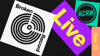 KCRW Presents Broken Record Live with Malcolm Gladwell & Flea