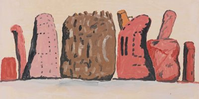 Philip Guston at Hauser & Wirth