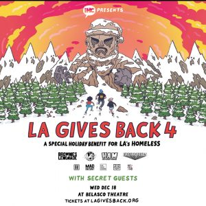 LA Gives Back