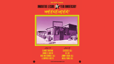 Innovative Leisure 10 Year Anniversary Weekender