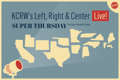 KCRW's Left, Right & Center Live!