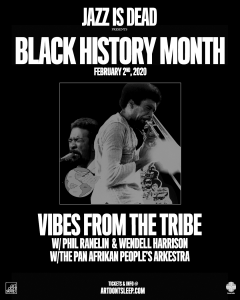 Black History Month: Vibes From The Tribe