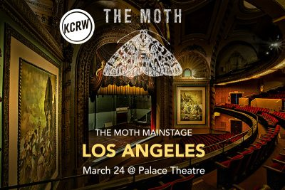 The Moth Mainstage Los Angeles