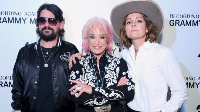 Interview with Tanya Tucker with Brandi Carlile & Shooter Jennings