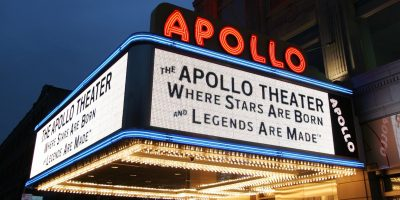 Apollo Theater Let's Stay (In) Together