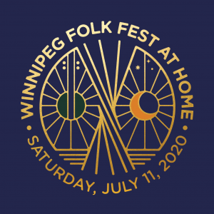 Winnipeg Folk Fest at Home