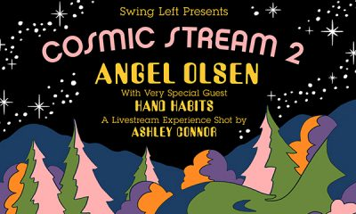 Cosmic Stream 2: Angel Olsen & Hand Habits