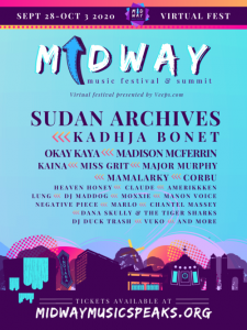MidWay Music Festival & Summit