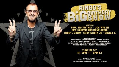 Ringo Starr's Birthday Party
