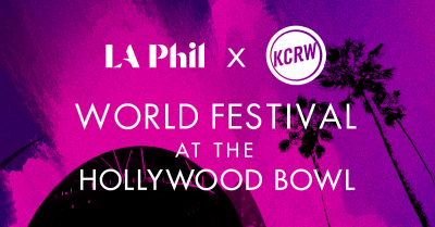 KCRW's World Festival at the Hollywood Bowl featuring Little Dragon & Jimmy Cliff Hosted By Aaron Byrd