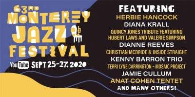 The Monterey Jazz Festival