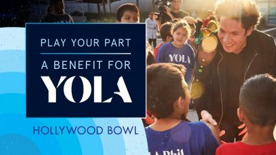 Play Your Part: A Benefit for YOLA