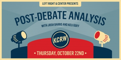 Left, Right & Center presents: Post-Debate Analysis with Josh Barro + Keli Goff