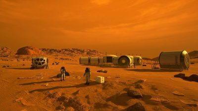 Humans on Mars: What Do We Need to Survive the Red Planet?