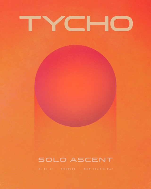 Tycho Sunrise Solo Ascent New Year's Eve Livestream