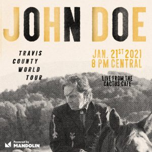 John Doe's Travis County World Tour