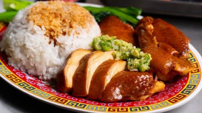 Global Cuisine Cooking Lessons: Pearl River Deli Cantonese
