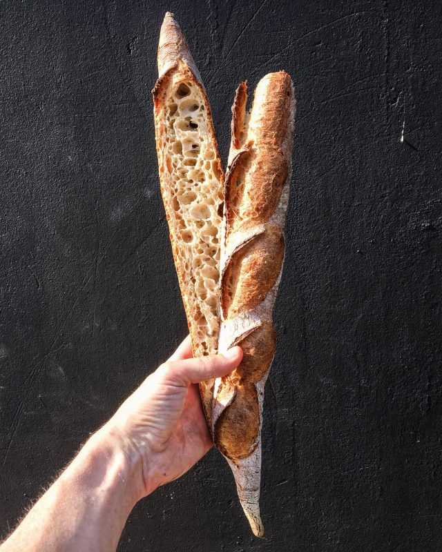 We Knead to Relax: Shaping Baguettes with Bub & Grandma's + Good Food's Evan Kleiman
