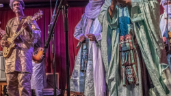 From the Archives: KCRW's Apogee Session with Tinariwen