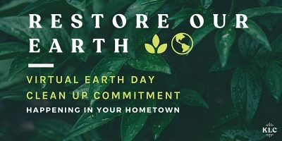 Restore Our Earth – Earth Day 2021