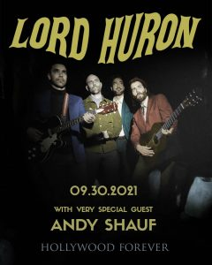 Lord Huron with Andy Shauf